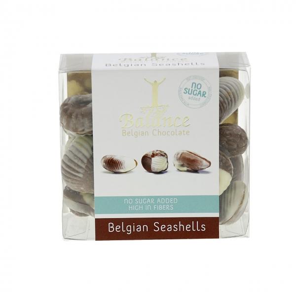 """Balance Belgian Seashells - Pralinen """"Meeresfrüchte"""" 170g"""