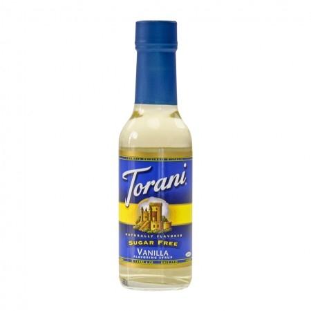 Sirup Vanille von Torani 150ml