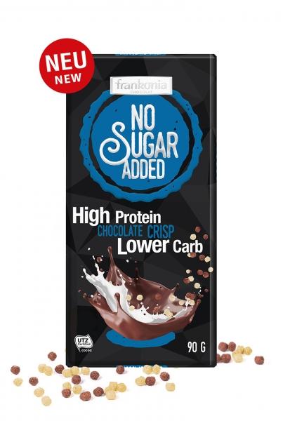 High Protein Chocolate Crisp - No Sugar Added Frankonia