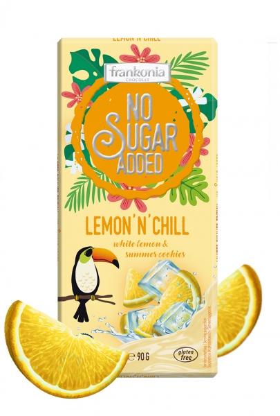 Lemon'n'Chill - No Sugar Added Frankonia