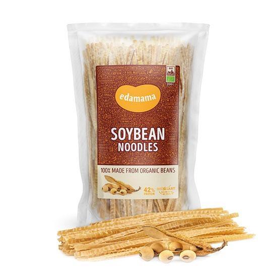 Bio Soybean Noodles Edamama 200g