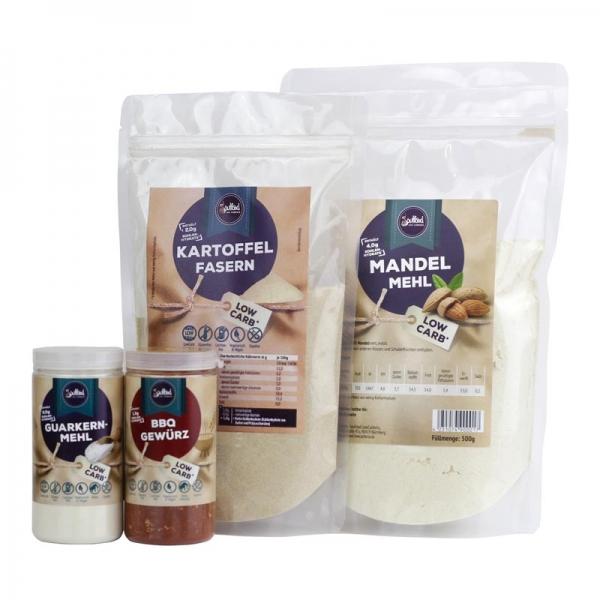 Galileo LowCarb Snack Paket von Soulfood LowCarberia