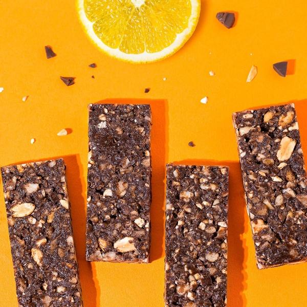 ADONIS Keto Riegel - Schokolade & Orange