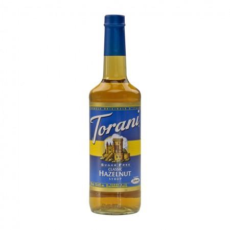 Haselnuss Sirup von Torani 750ml