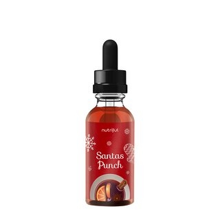 Nutriful Flavour Drops - Santa's Punch - Punsch 30ml
