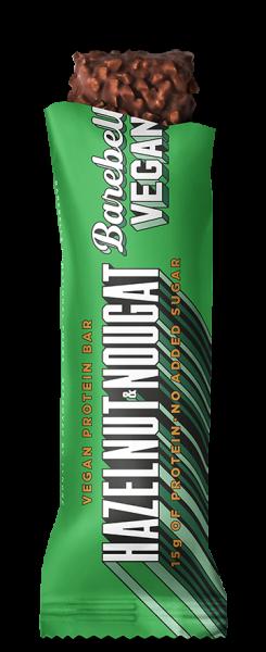 Barebells VEGAN Protein Bar - HAZELNUT & NOUGAT 55g