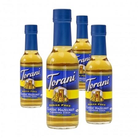 Sirup Hazelnut von Torani 150ml