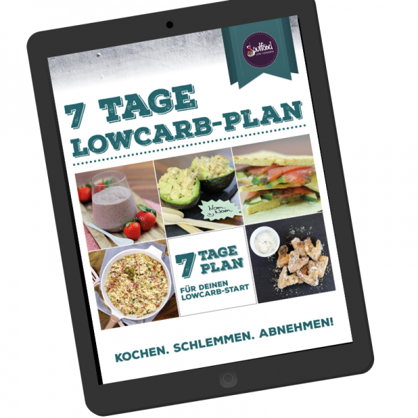 7 Tage Low-Carb-Plan (e-Book)