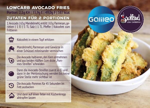Avocado Snack Galileo