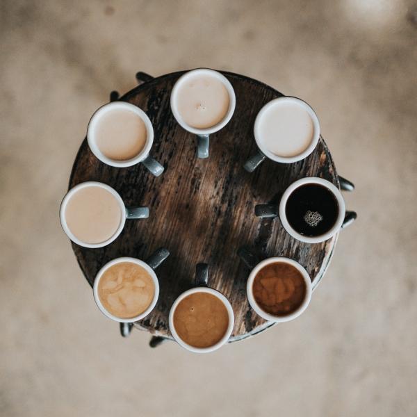 Haselnuss Aromageröstetes Kaffeepulver von Soulfood LowCarberia 250g