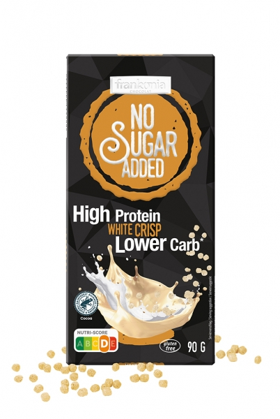 High Protein White Crisp - No Sugar Added Frankonia