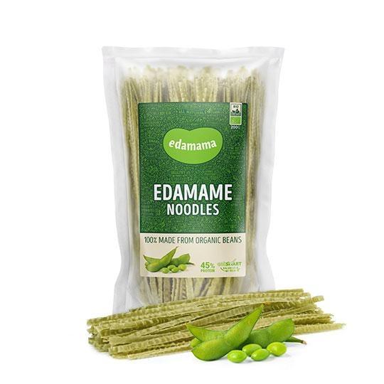 Bio Edamame Noodles 200g Low Carb Nudeln