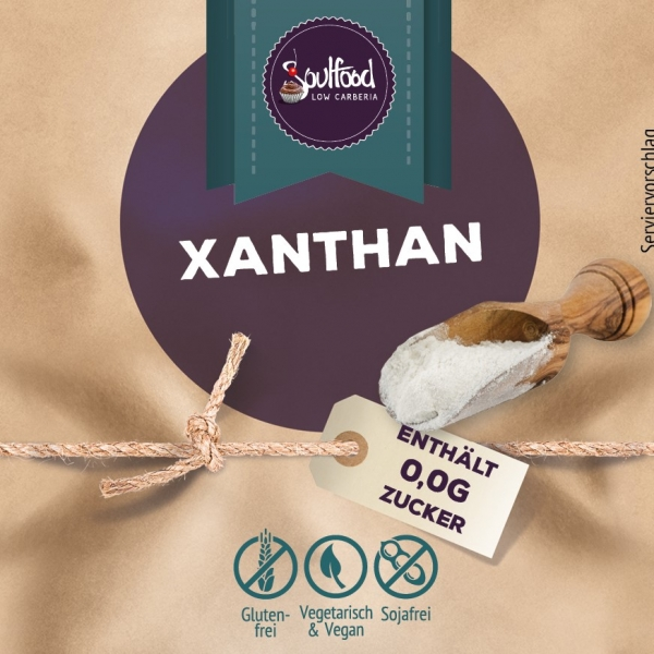 Xanthan von Soulfood LowCarberia 120g