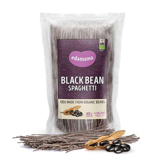 Bio Black Bean Spaghetti 200g LowerCarb* Nudeln
